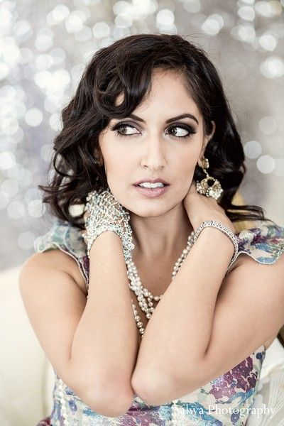 Hair & Makeup in Top 5 Tips for Vintage Beauty from KC Makeup by Karuna Chani