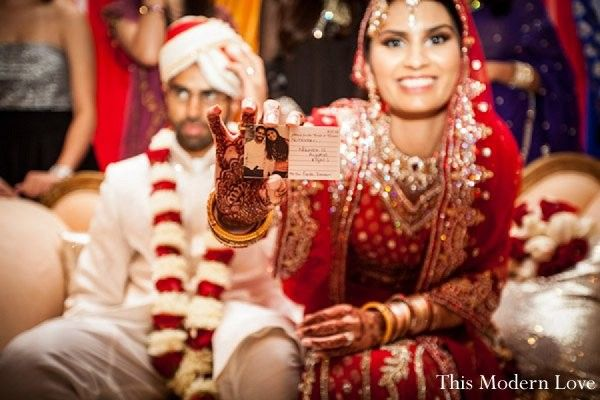 Reception in Atlanta, GA Indian Wedding by This Modern Love Photography
