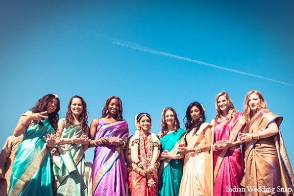 Ceremony in Agoura Hills, CA Indian Wedding by Indian Wedding Snap