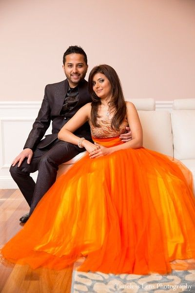 Engagement in Boston, MA Indian Wedding by Timeless Lens Photography