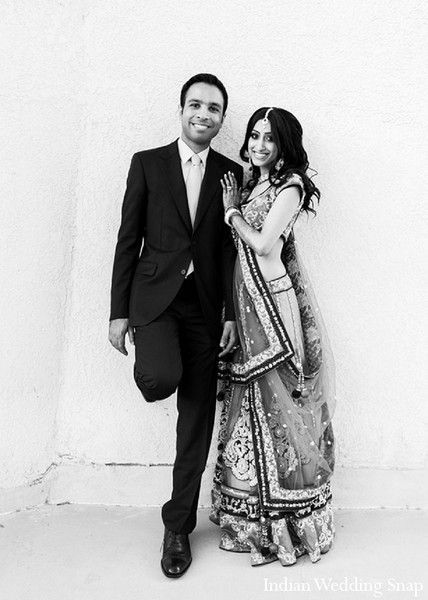 Reception in Agoura Hills, CA Indian Wedding by Indian Wedding Snap