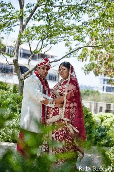 Portraits in Los Angeles, CA Indian Wedding by Ruby Rideout