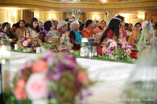 Reception in Chicago, IL Indian Wedding by Modern Image Studios