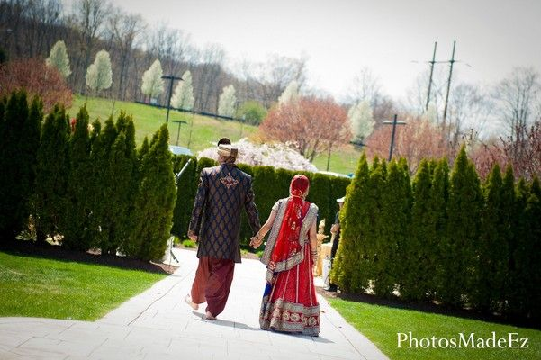 Ceremony in Monroe, CT Indian Wedding by PhotosMadeEz