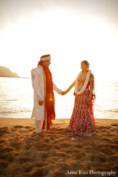 Portraits in kauai hawaii indian wedding by anna kim for Indian jewelry in schaumburg il