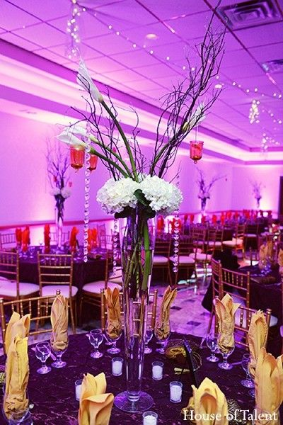 Floral & Decor in Garfield, NJ Indian Fusion Wedding by House of Talent Studio