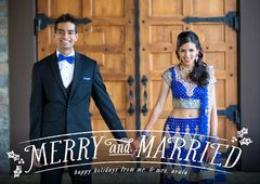 A look at the Holiday collection at Minted that features a wide variety of fun and charming styles and choices.
