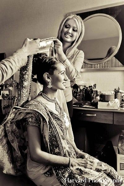 Bridal Fashions in Del Mar, CA Indian Wedding by Harvard Photography