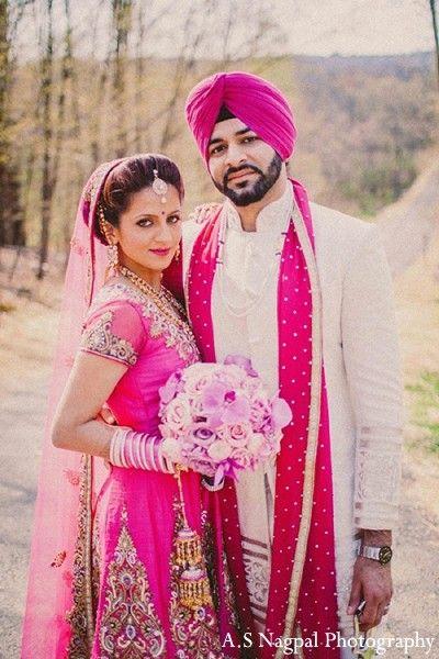 Upstate NY Indian Wedding By AS Nagpal Photography