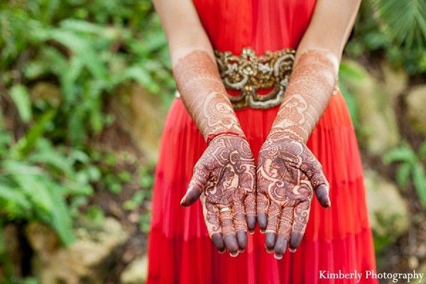 Portaits in Clearwater, Florida Indian Wedding by Kimberly Photography