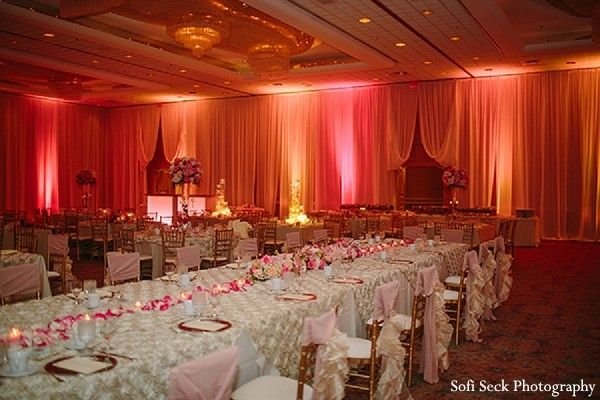 Floral & Decor in Chicago, IL Indian Wedding by Sofi Seck Photography