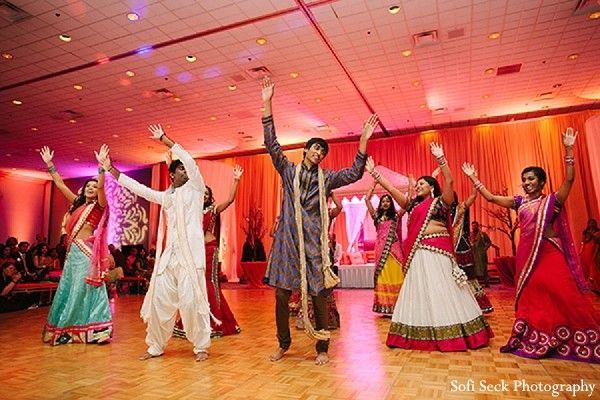 Sangeet in Chicago, IL Indian Wedding by Sofi Seck Photography