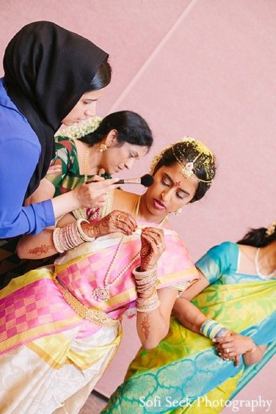 Ceremony in Chicago, IL Indian Wedding by Sofi Seck Photography