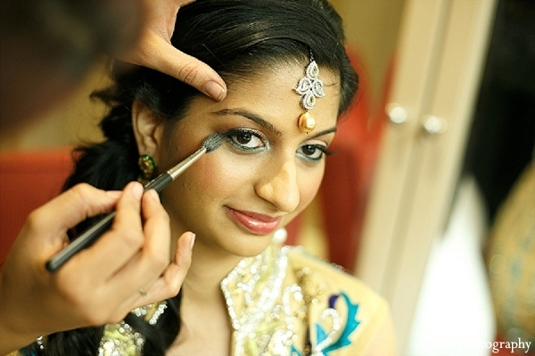 Getting Ready in Las Vegas, NV Indian Wedding by SYPhotography