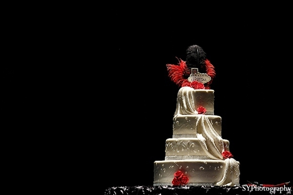 Wedding Cake in Las Vegas, NV Indian Wedding by SYPhotography
