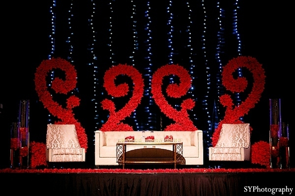 Reception in Las Vegas, NV Indian Wedding by SYPhotography