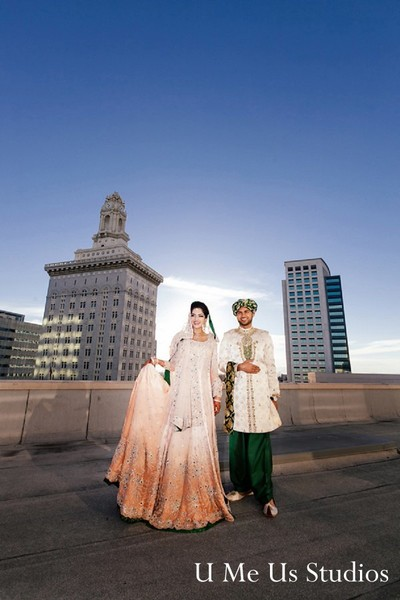 Portraits in Oakland, CA Pakistani Wedding by U Me Us Studios