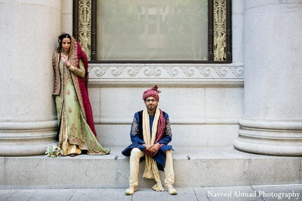 Portraits in San Francisco, CA Indian Fusion Wedding by Naveed Ahmad Photography