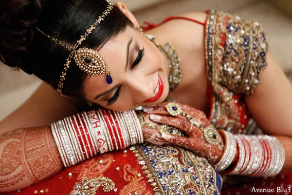 Bridal Fashions in Sacramento, CA Indian Wedding by Avenue Blu3
