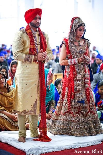 Sacramento CA Indian Wedding By Avenue Blu3