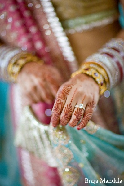 Mehndi Artist in Detroit, MI Indian Wedding by Braja Mandala Wedding Photography