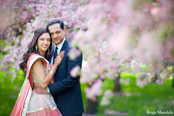 Portraits in Detroit, MI Indian Wedding by Braja Mandala Wedding Photography