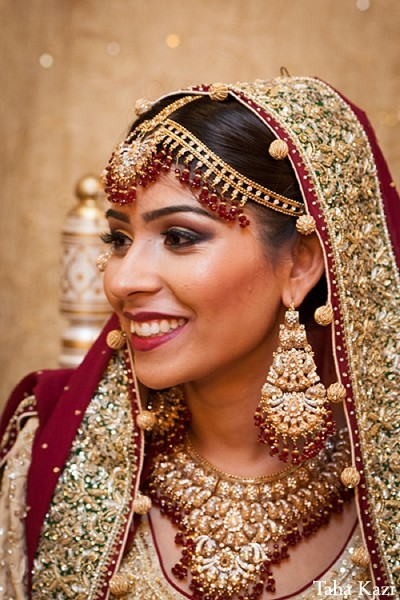 Ceremony in baltimore md indian wedding by taha kazi for Indian jewelry in schaumburg il