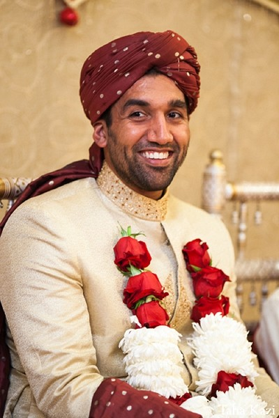 Ceremony in Baltimore, MD Indian Wedding by Taha Kazi