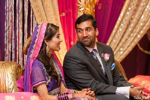 Reception in Baltimore, MD Indian Wedding by Taha Kazi