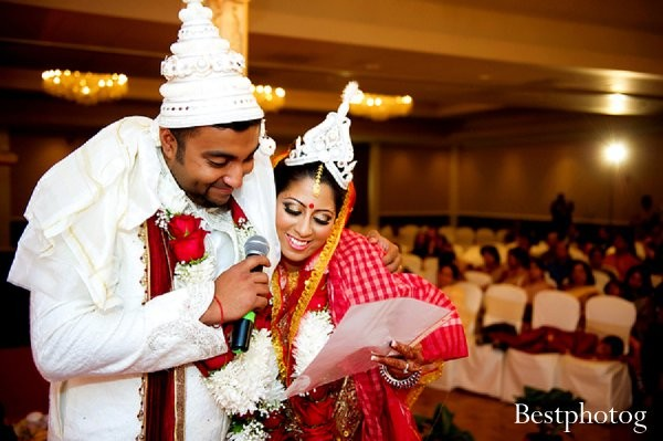 Ceremony in Parsippany, NJ Indian Wedding by Bestphotog