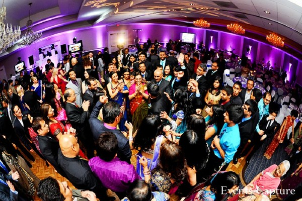 Reception in Parsippany, NJ Indian Wedding by Events Capture