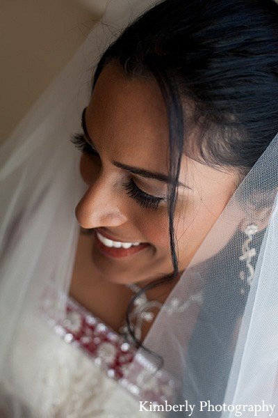 Getting Ready in Tampa, FL Indian Wedding by Kimberly Photography
