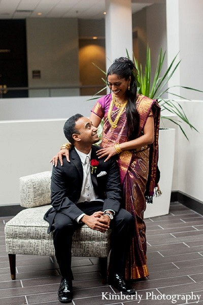 Portraits In Tampa FL Indian Wedding By Kimberly Photography