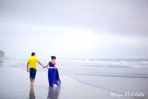 Engagement portraits in Sweetheart Sunday Winners ~ Aman & Aditya by Braja Mandala