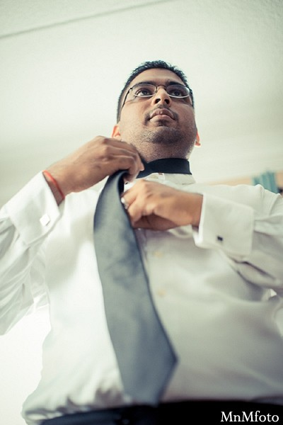 Groom Fashion in Albany, NY Indian Wedding by MnMfoto
