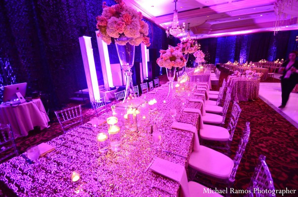 Reception in Houston, TX Indian Fusion Wedding by Michael Ramos Photographer