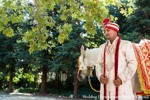 Photo in Fremont, CA Indian Wedding by Wedding Documentary Photo + Cinema