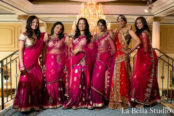 Somerset NJ Indian Wedding By La Bella Studio