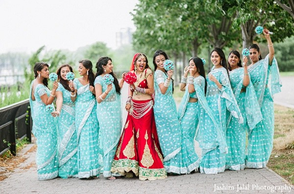 bridal party,bridesmaids,bridemaids outfit,indian bridesmaids,indian bridal party,indian bride,indian groom,indian groomsmen,bridesmaid sari,bridesmaids sari,bridesmaids saree,bridesmaid saree
