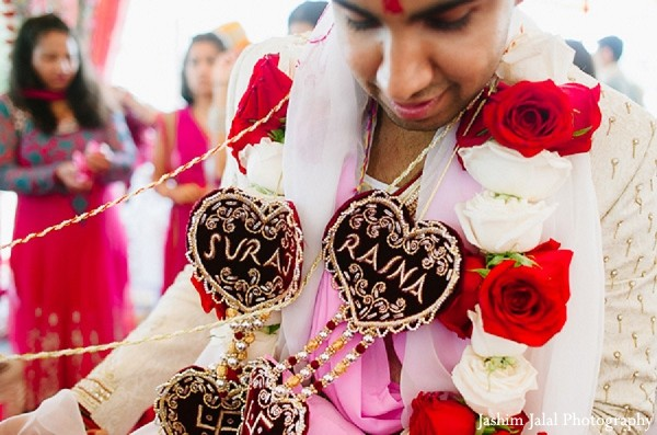 Ceremony in Woodbury, NY Indian Wedding by Jashim Jalal Photography