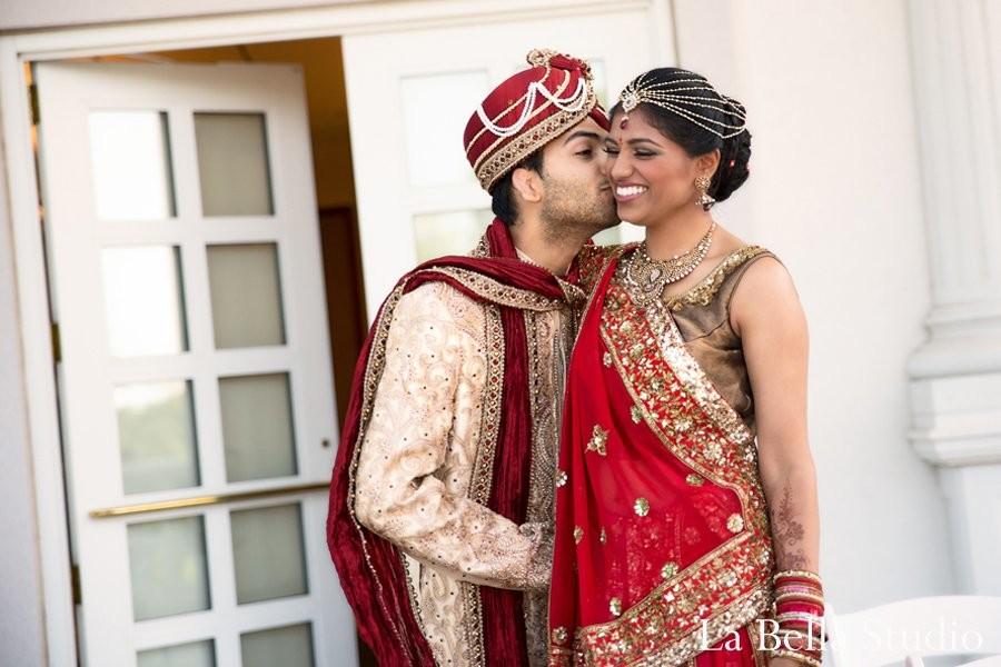 Portraits In Somerset Nj Indian Wedding By La Bella Studio Maharani Weddings