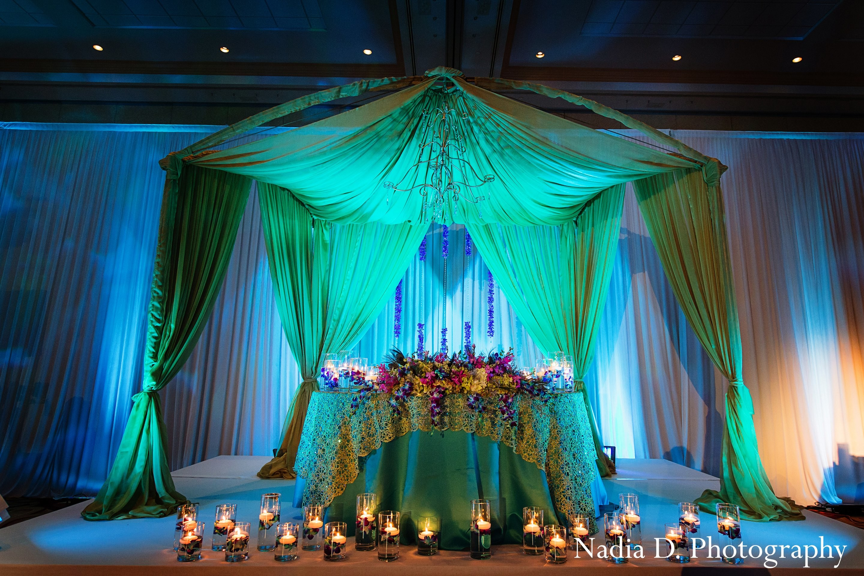 Kissimmee Fl Indian Wedding By Nadia D Photography Post 3587