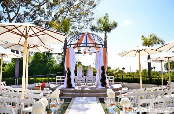 Indian Wedding Mandap Man Dap Design Outdoor Ceremony