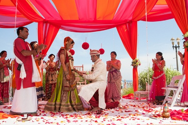 Long Branch, NJ Indian Wedding By Damion Edwards