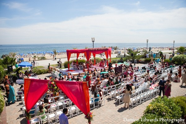 Long Branch Nj Indian Wedding By Damion Edwards Photography