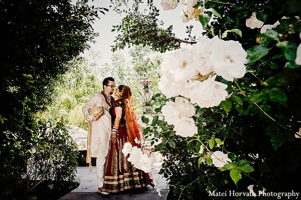 Portraits in Moorpark, CA Indian Fusion Wedding by Matei Horvath Photography
