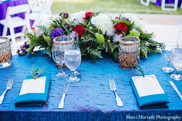 Floral & Decor in Moorpark, CA Indian Fusion Wedding by Matei Horvath Photography