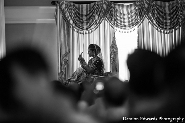 Ceremony in Somerset, NJ Indian Wedding by Damion Edwards Photography
