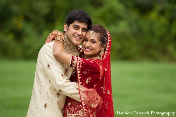 Portraits in Somerset, NJ Indian Wedding by Damion Edwards Photography