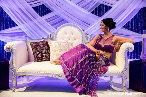Reception in Rancho Santa Margarita, CA Indian Wedding by Aaroneye Photography